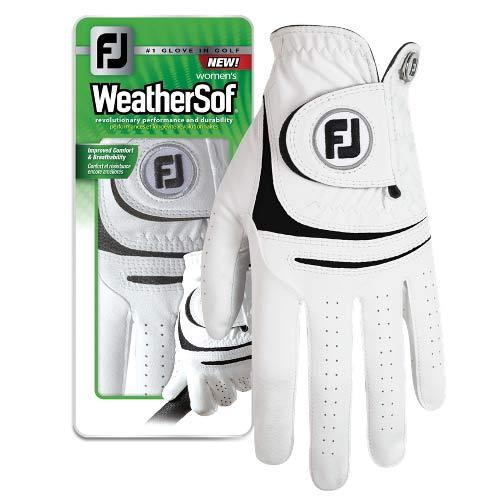FootJoy 2017 Ladies New WeatherSof Gloves