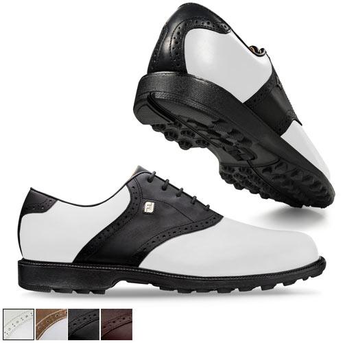 FootJoy Club Professional Spikeless Saddle Shoes - Previous Season Sty