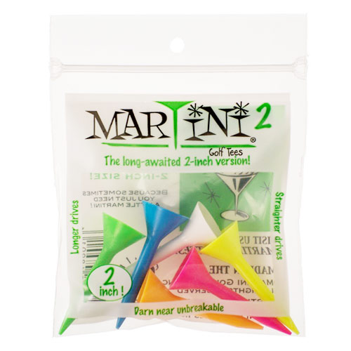 Martini Unbreakable 2 Golf Tees