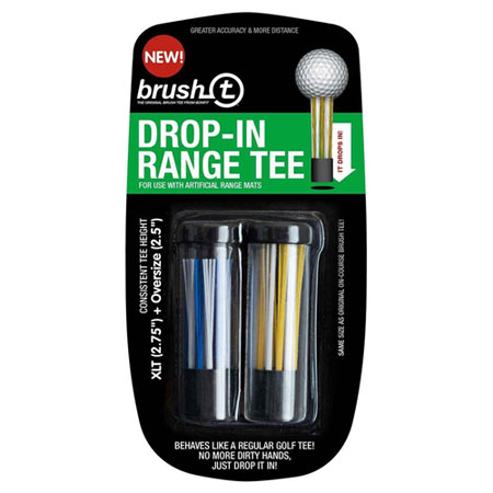 Brush-T Drop-In Range Tees