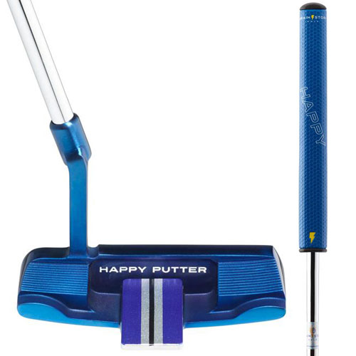 Happy Putter Eye Align Series Blade Putter