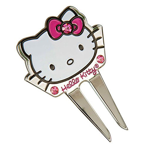Hello Kitty Crystal Divot Tool