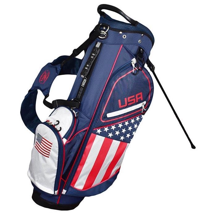 Hot-Z USA Flag Stand Bag