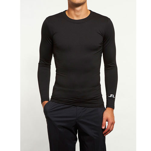 JLindeberg Nelton Tech Body Lycra Mock Shirts (#G571065644)