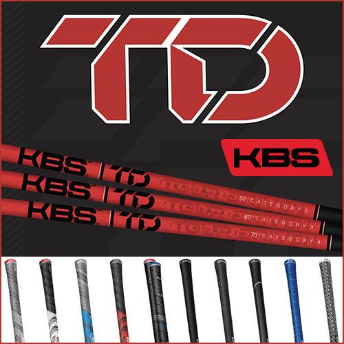 KBS TD Graphite Wood Custom Shaft