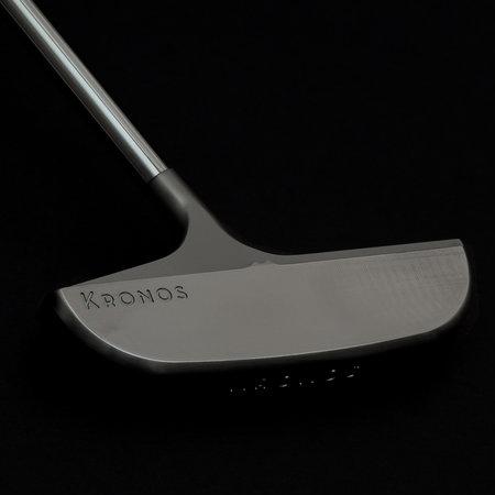 Kronos Golf Anchor Refined PVD Carbon Putter