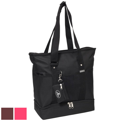 Everest Luggage Deluxe Shopping Tote