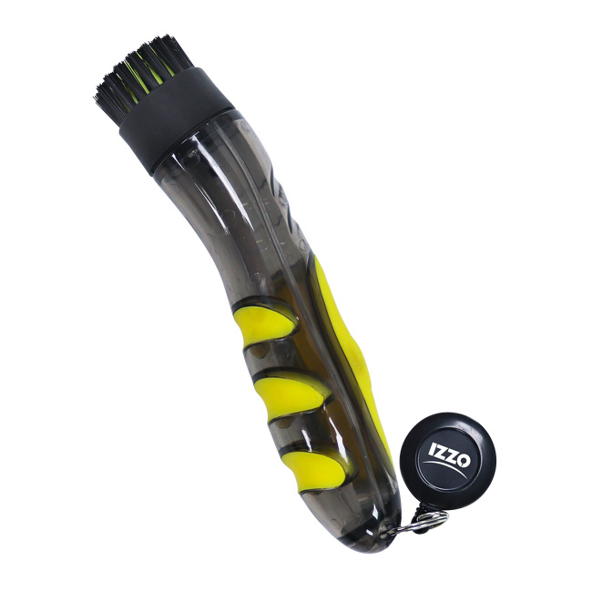 Izzo Golf Aqua Brush