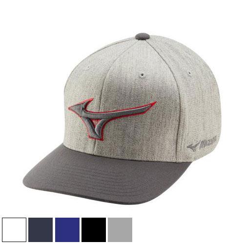 Mizuno Diamond Snapback Golf Hat