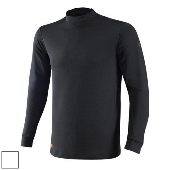 Mizuno Breath Thermo Wool Mock Shirt