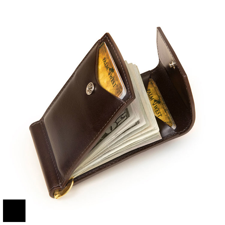 Palm West 227 Safari Money Clip