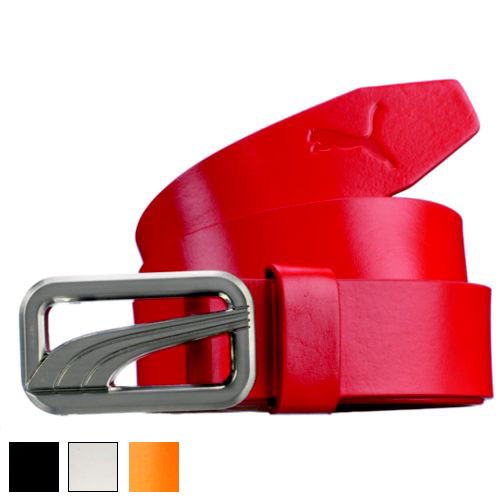 Puma Cut to Length Form Stripe Belts (#PMGOSM101)