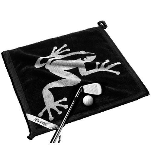Frogger Amphibian Towels
