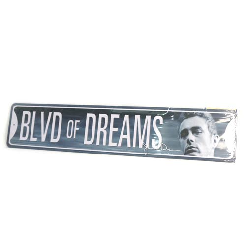 San Diego Gift Blvd of Drems James Dean Street Signs