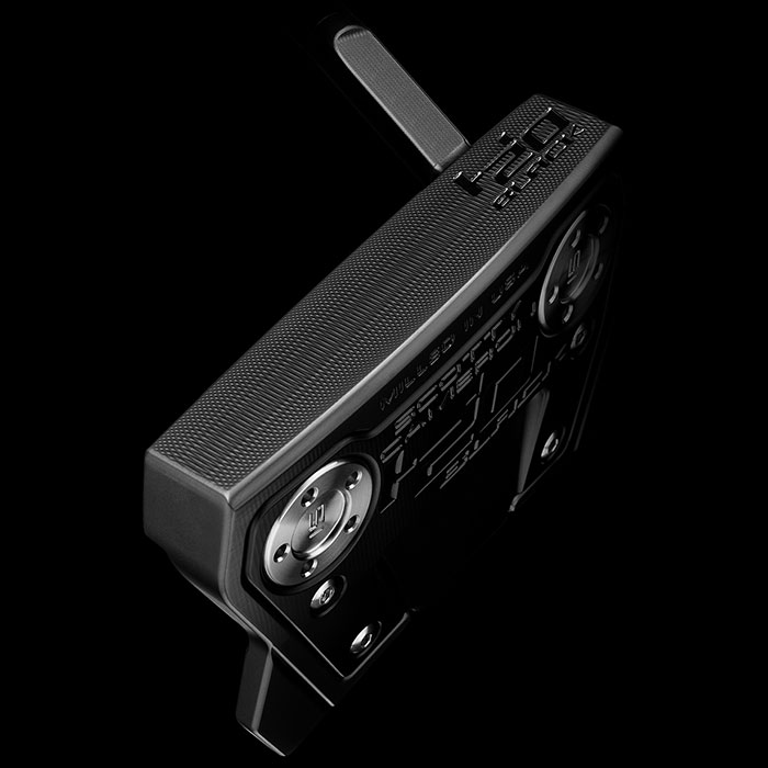 スコッティキャメロンホリデーH20ブラックファントムX11.5プロトタイプパター 価格 最安値 口コミ 評判
