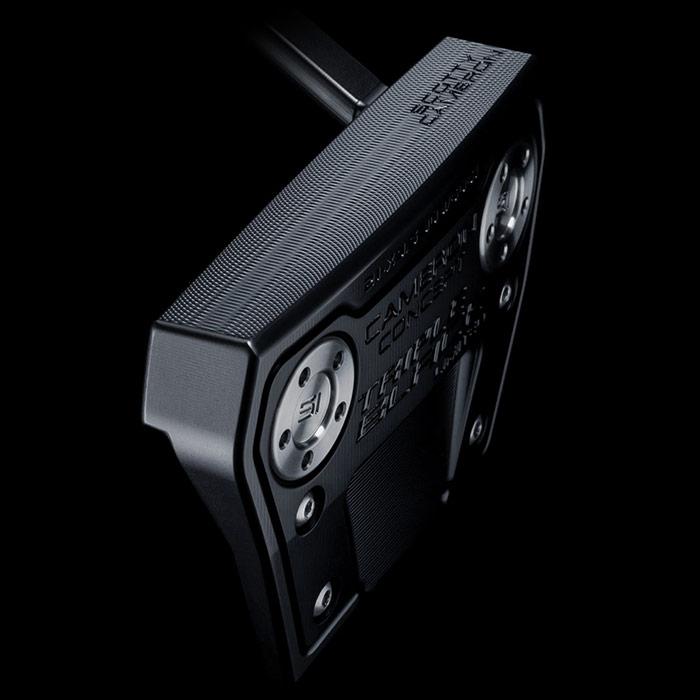 スコッティキャメロンファントムX9.5トリプルブラックパター 口コミ 価格 最安値 評判