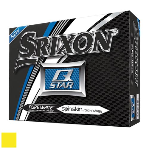 Srixon 2017 Q-Star 4 Golf Ball