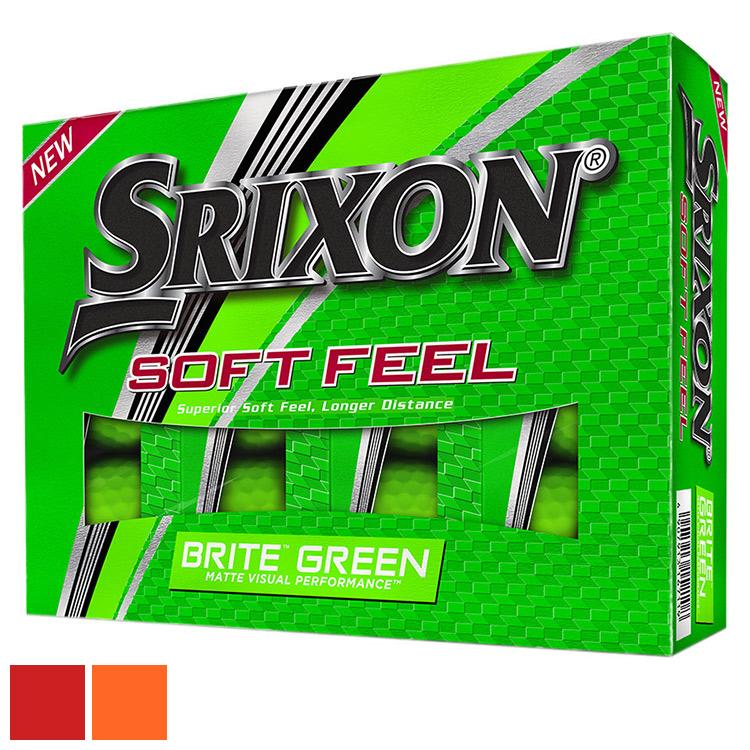 Srixon Feel Brite Golf Balls