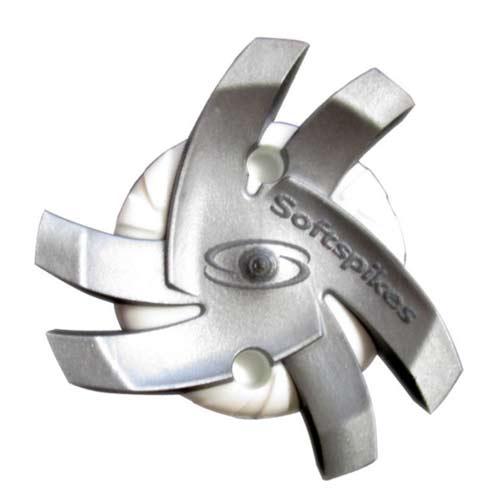 Softspikes Silver Tornado Golf Cleats