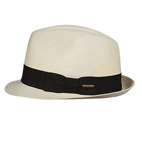 Stetson Fabric Safari w/Grosgrain Hats