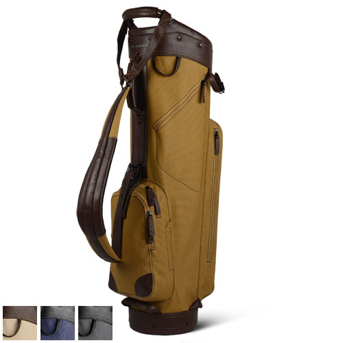 Sun Mountain Canvas/Leather Cart Bag