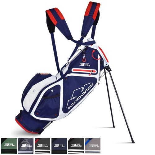 Sun Mountain 2019 3.5 LS Stand Bag