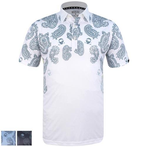 Tattoo Golf Hustler ProCool Golf Shirts