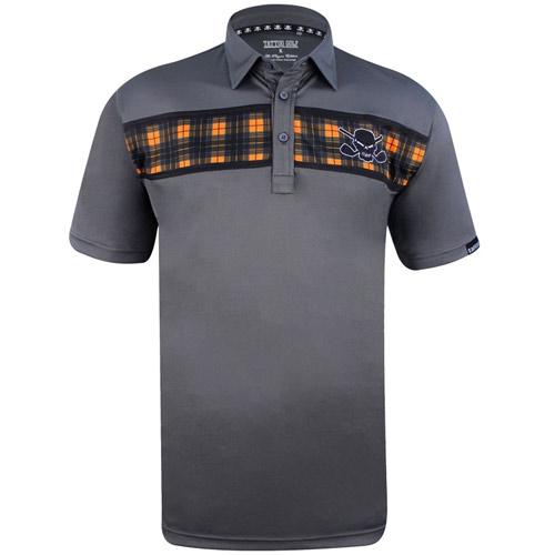 Tattoo Golf Clubhouse Hazard ProCool Golf Shirts