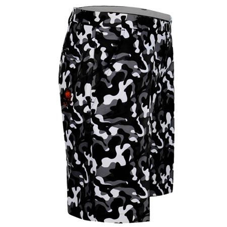Tattoo Golf Camo ProCool Golf Shorts