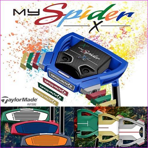 TaylorMade MySpider X Custom Putter