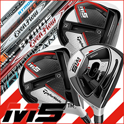 TaylorMade M5 Custom Woods