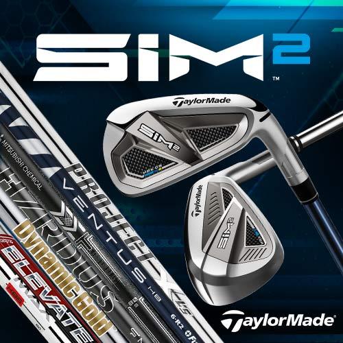 TaylorMade SIM2 Max/Max OS Custom Irons