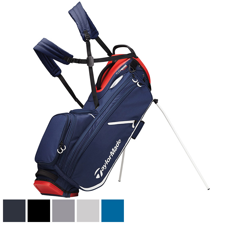 TaylorMade 2020 Flex Tech Crossover Stand Bag