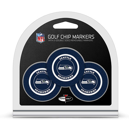 NFL Golf Chip Ball Markers