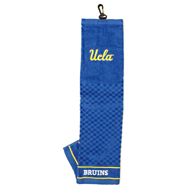 NCAA UCLA Bruins Embroidered Golf Towel