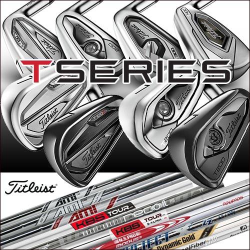 Titleist T Seires Custom Irons