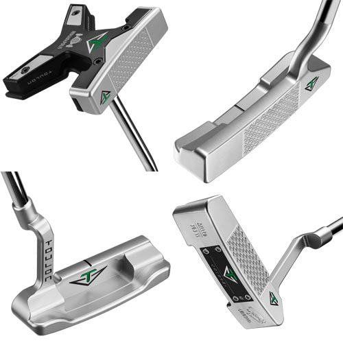 Toulon Design 2017 Standard Weight Putters