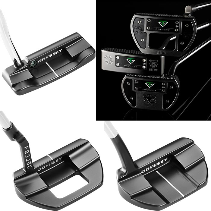 Toulon Design 2020 Putters w/Stroke Lab