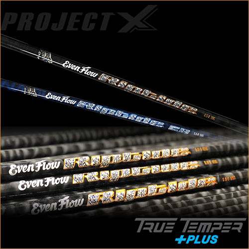 Project X EvenFlow Riptide Shaft with Shaft Adapter