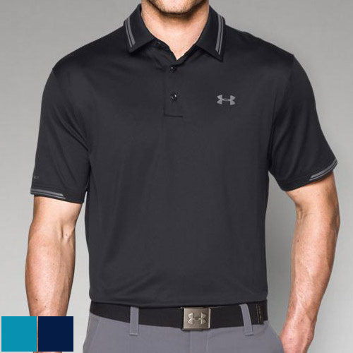Under Armour Coldblack Tipping Polo Shirts