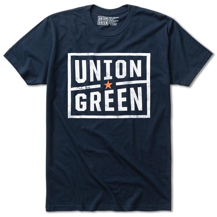 Union Green Badge T-Shirt