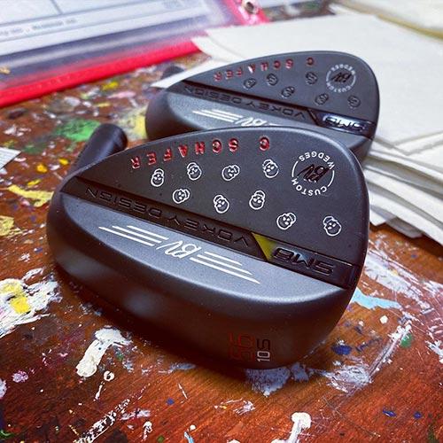 タイトリストボーキーデザインSM8 ローカスタムウェッジ