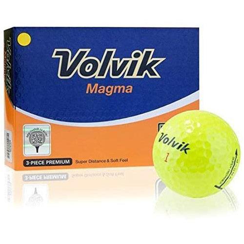 Volvik 2016 Magma Golf Balls