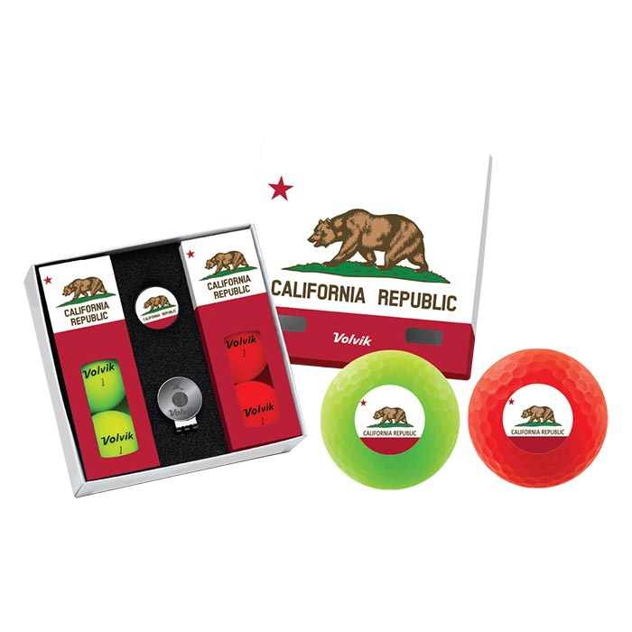 Volvik California State Pack