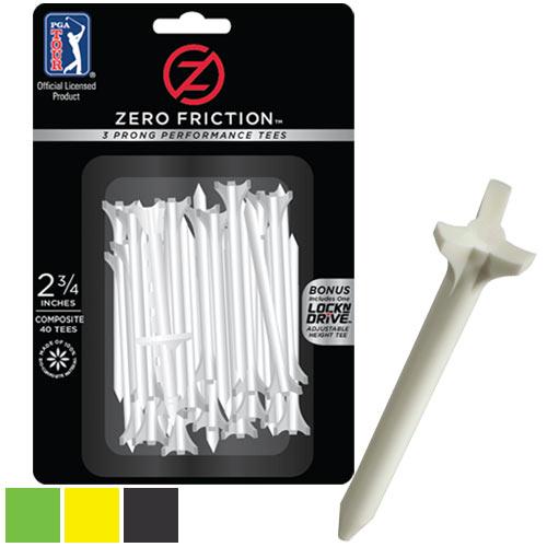 Zero Friction Original 3 Prong Tees