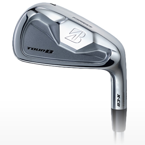 TourB X-CB Irons