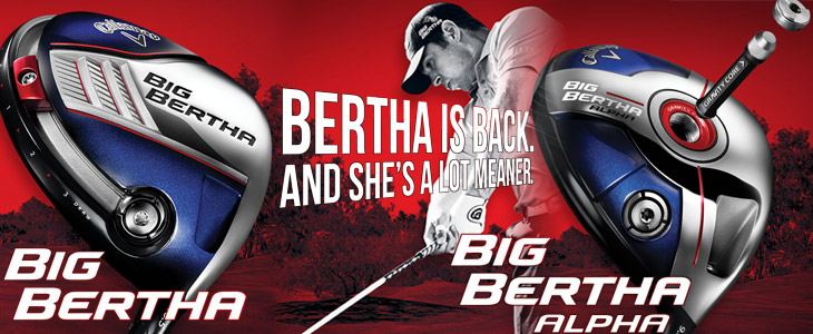 Callaway Big Bertha Drivers