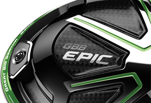 Callaway GBB Epic Driver Technology