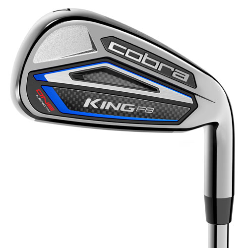Cobra KING F8 and KING F8 ONE Length Irons