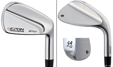 NEW MB Iron and Tour Spin Wedge